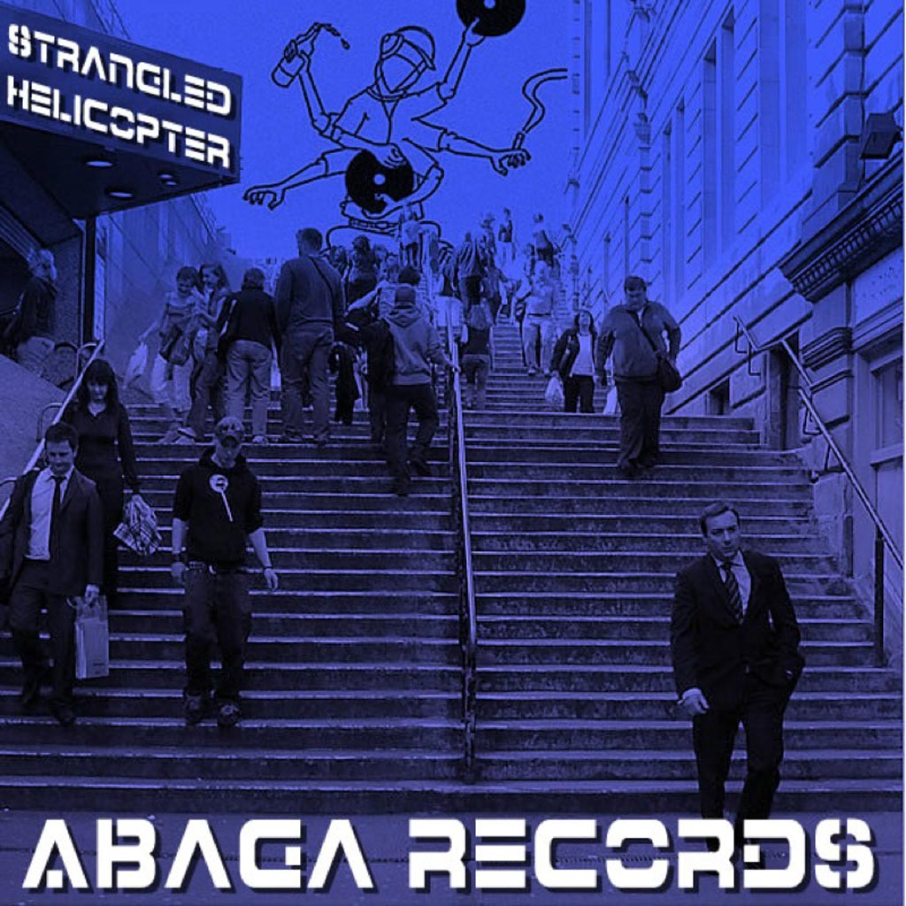 abaga005-various-strangled_helicopter_ep-cover