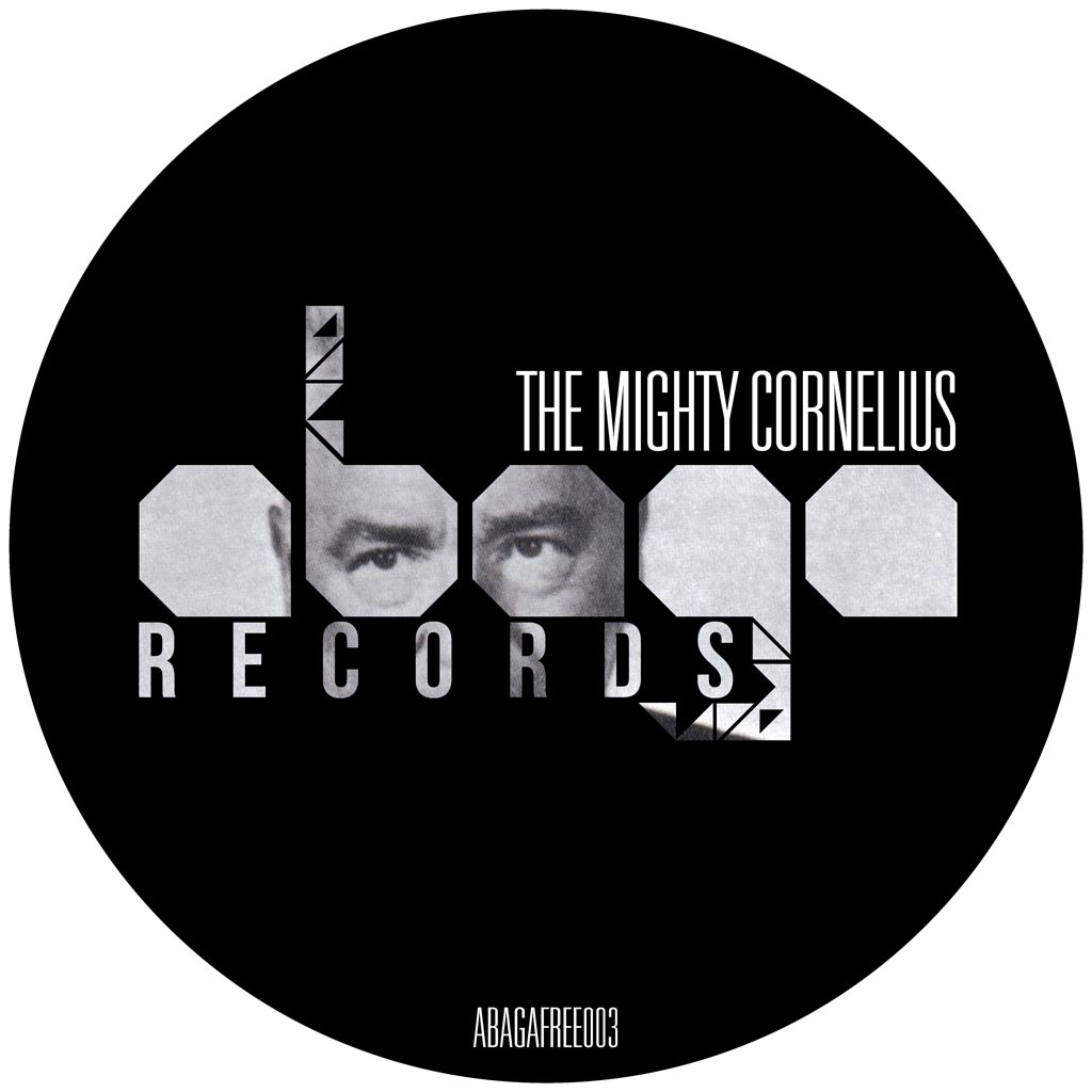abagafree003-the_mighty_cornelius-orgonomics_ep-cover