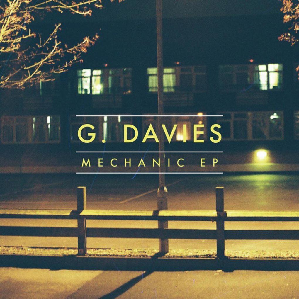 G.Davies – Mechanic EP