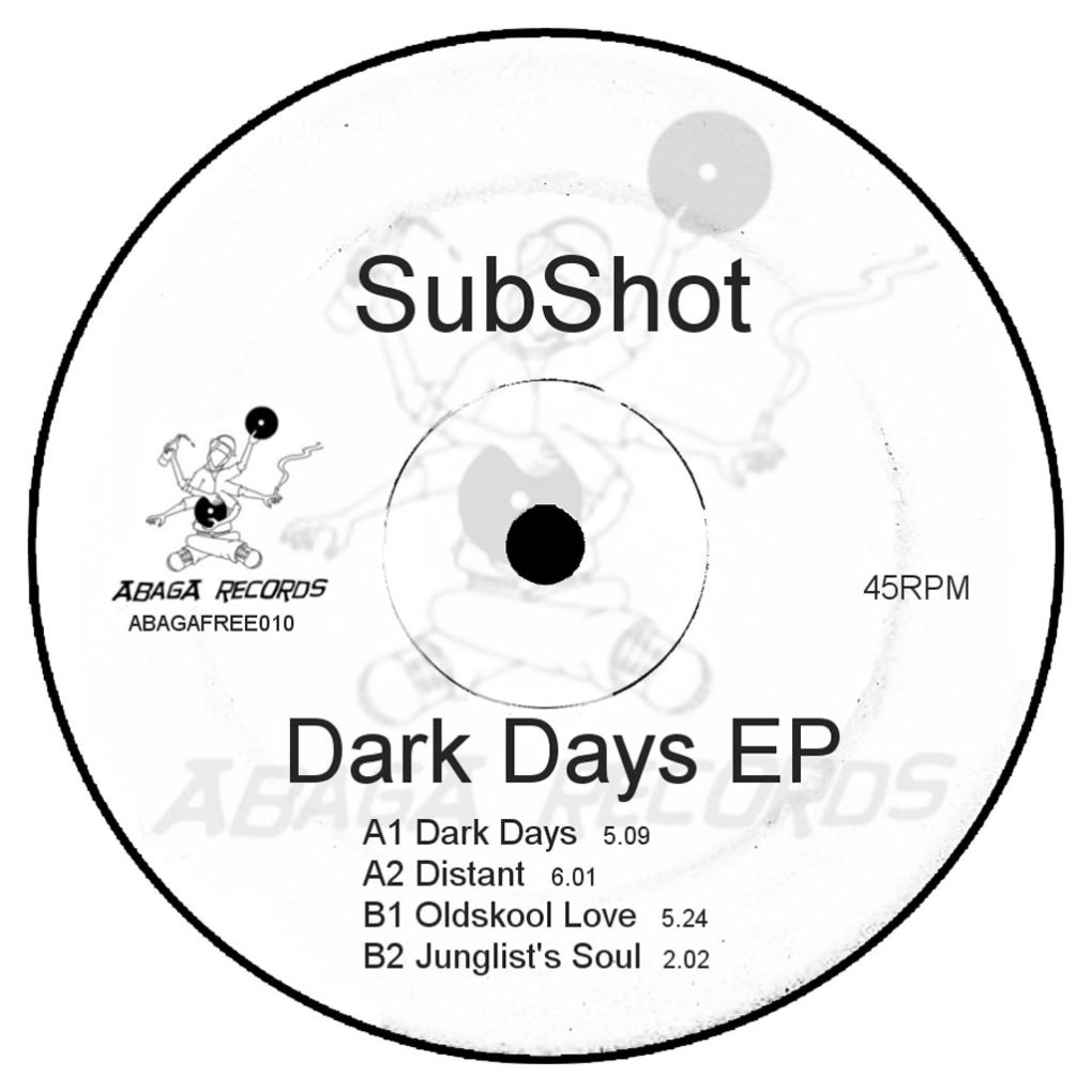 SubShot – Dark Days EP