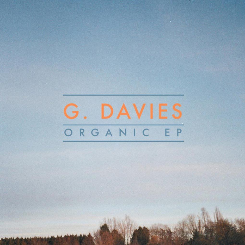 G.Davies – Organic EP