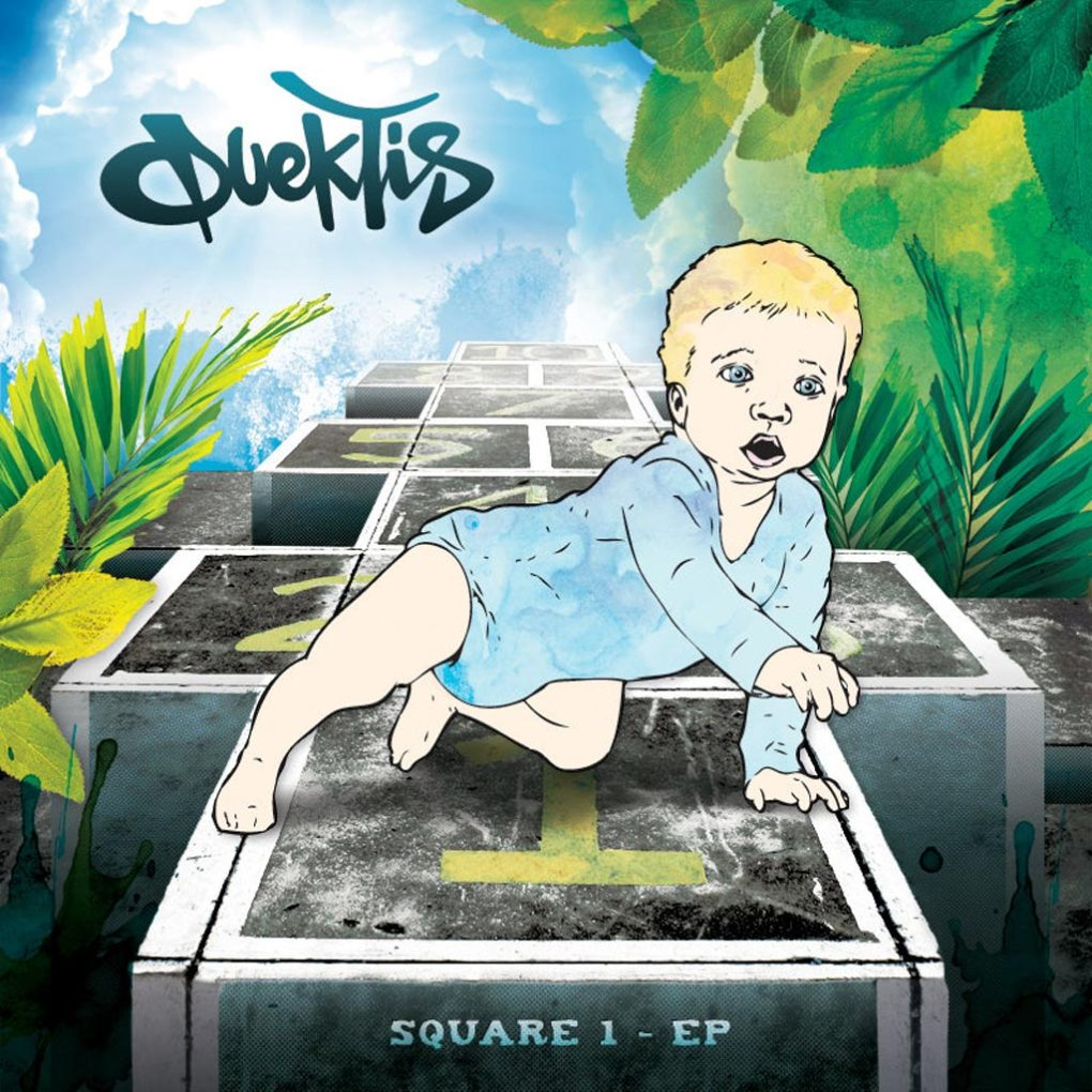 Quektis – Square 1 EP
