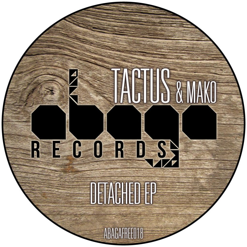 abagafree018-tactus-detached_ep-cover